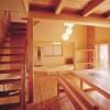 自然素材たっぷり!木の香りのする家