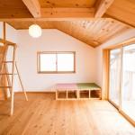 「扶桑町」 屋根裏収納のある家 完成現場見学会を開催します。