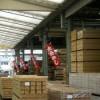木材市場の競(せり)